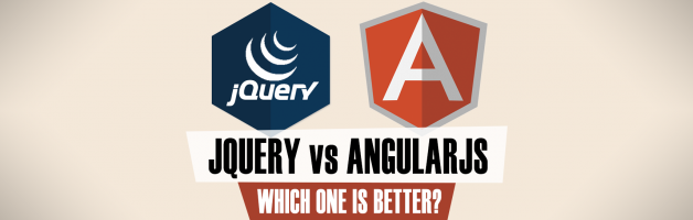 jQuery vs AngularJS – Which is better for your project?