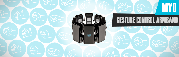 Introducing Myo – a gesture control armband that analyzes muscle activity