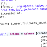 JAQL in Hadoop – a brief introduction
