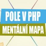 Pole v PHP – Mentální mapa